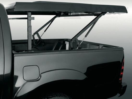 Aeroklas Aviator Abdeckung - schwarze, körnige Oberfläche - Toyota E/C 2005-2015