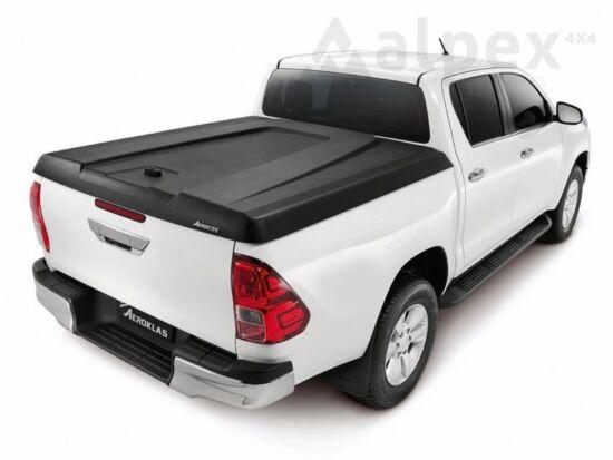 Aeroklas Speed Abdeckung - schwarze, körnige Oberfläche - Toyota D/C 2015-