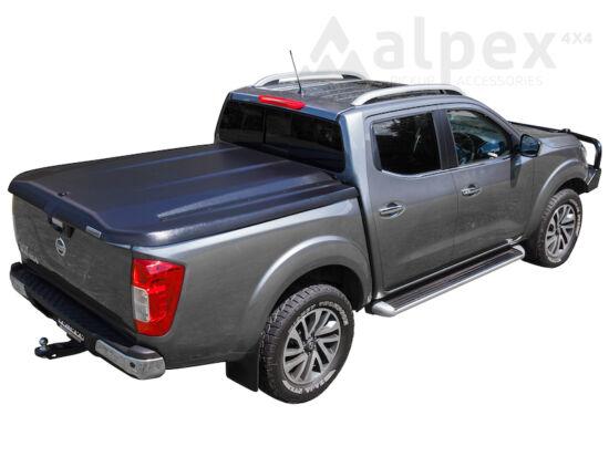 Pro-Form Sportlid Standard platófedél Tango kerettel - fekete, szemcsés - Toyota D/C 2015-