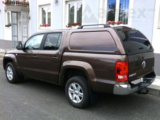 Aeroklas Commercial hardtop - central locking - H4H4; LH8W chestnut brown - Volkswagen D/C 2010-