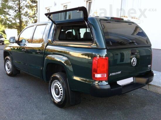 Aeroklas Stylish Hardtop - seitliche Aufklappfenster - Zentralverriegelung - 4Q4Q; LH8Z toffee brown - Volkswagen D/C 2010-