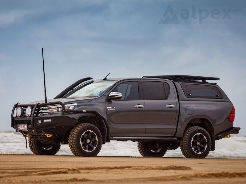 TJM Suspension lift kit - Foam Cell - Toyota 15-